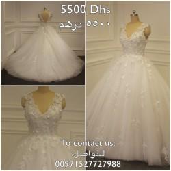 ذا جلوس هاوس-فستان الزفاف-أبوظبي-3