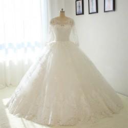 ذا جلوس هاوس-فستان الزفاف-أبوظبي-2