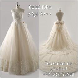 ذا جلوس هاوس-فستان الزفاف-أبوظبي-6