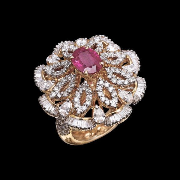 باشن للمجوهرات - خواتم ومجوهرات الزفاف - دبي