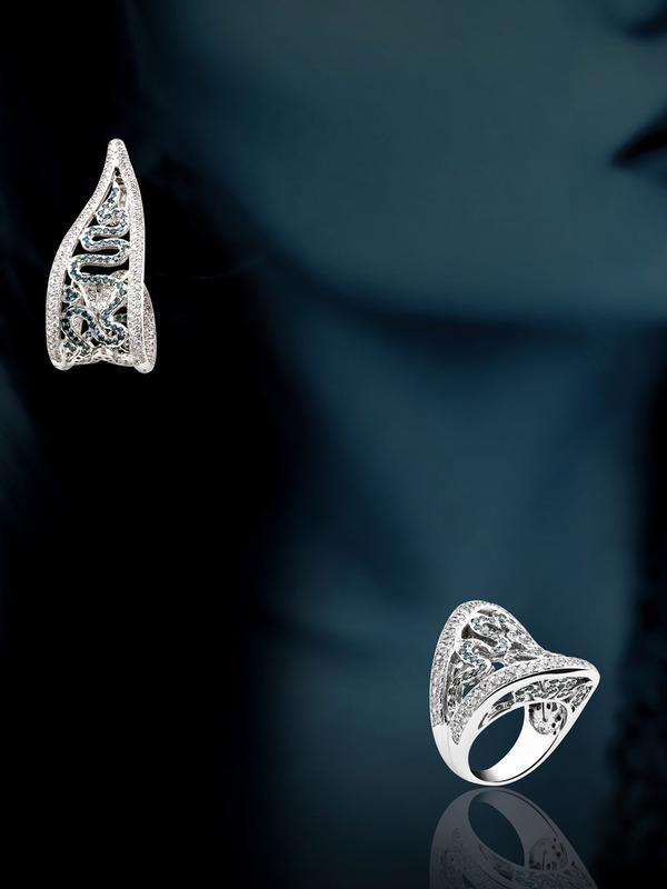 مجوهرات مها السباعي - خواتم ومجوهرات الزفاف - دبي