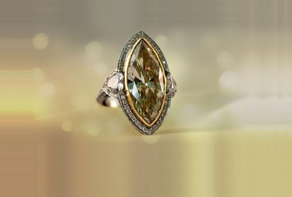 الذهب الممتاز - خواتم ومجوهرات الزفاف - دبي