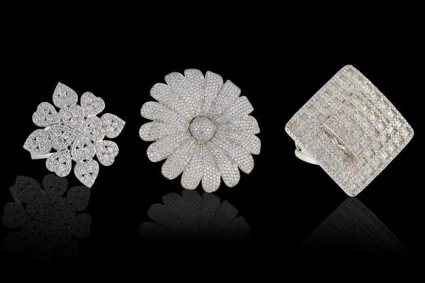 مجوهرات اسثيا - خواتم ومجوهرات الزفاف - دبي