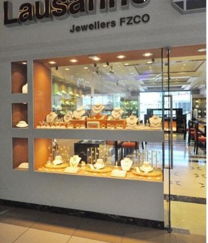 مجوهرات لوزان - خواتم ومجوهرات الزفاف - دبي