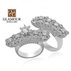 غلامور للمجوهرات-خواتم ومجوهرات الزفاف-دبي-3