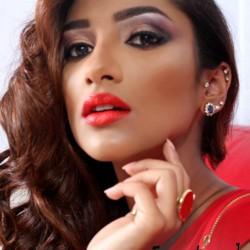 خبيرة المكياج ناديا زيد-الشعر والمكياج-المنامة-2