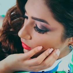 خبيرة المكياج ناديا زيد-الشعر والمكياج-المنامة-5