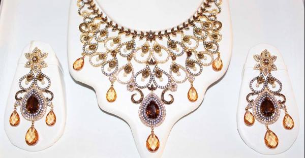 أغا للمجوهرات - خواتم ومجوهرات الزفاف - دبي