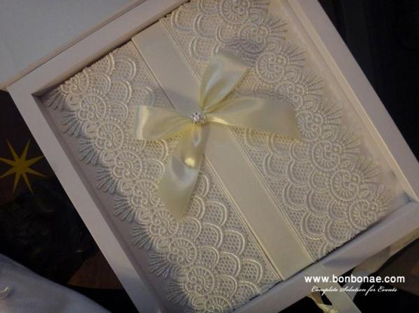 بون بون لبطاقات الأعراس - دعوة زواج - دبي