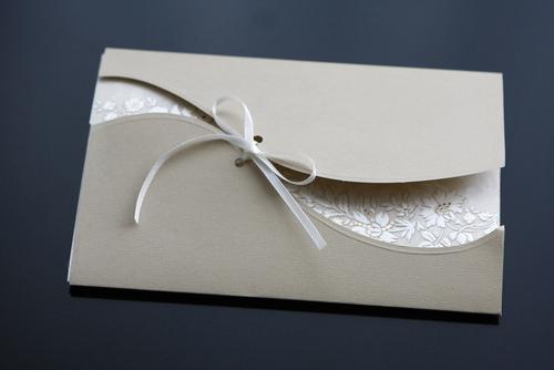 مطبعة الاتحاد - دعوة زواج - دبي