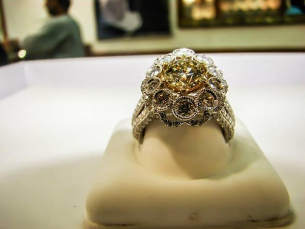 مجوهرات حسن مصمودي - خواتم ومجوهرات الزفاف - صفاقس