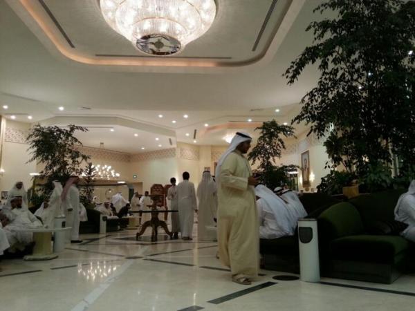 صالة الشيخ عبدالله المبارك للافراح - للرجال - قصور الافراح - مدينة الكويت