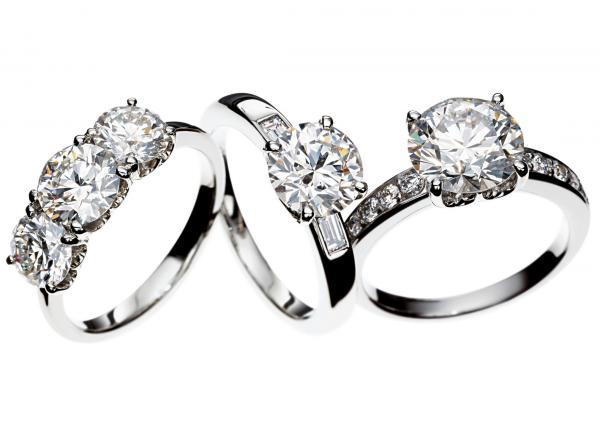 د بيرس - خواتم ومجوهرات الزفاف - دبي