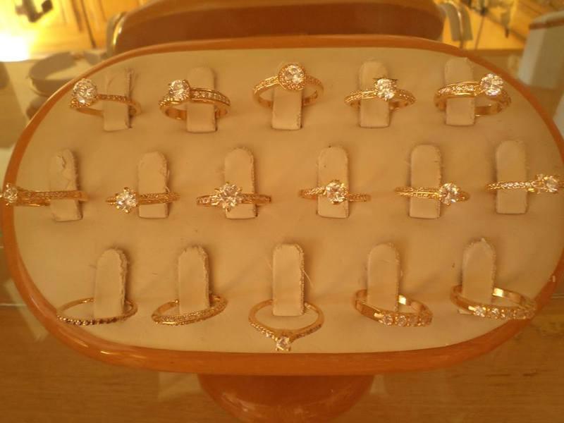 مريومه - خواتم ومجوهرات الزفاف - صفاقس