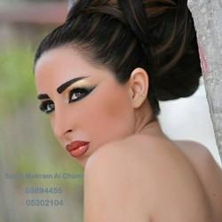 صالون مكرم الشامي-الشعر والمكياج-بيروت-5