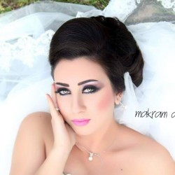 صالون مكرم الشامي-الشعر والمكياج-بيروت-1