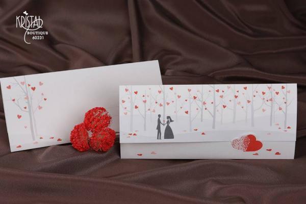 الطباعة الذكية - دعوة زواج - مدينة تونس