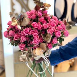 زهرة الوان الخليج-زهور الزفاف-الدوحة-6