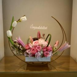 زهرة الوان الخليج-زهور الزفاف-الدوحة-1