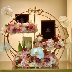 زهرة الوان الخليج-زهور الزفاف-الدوحة-2