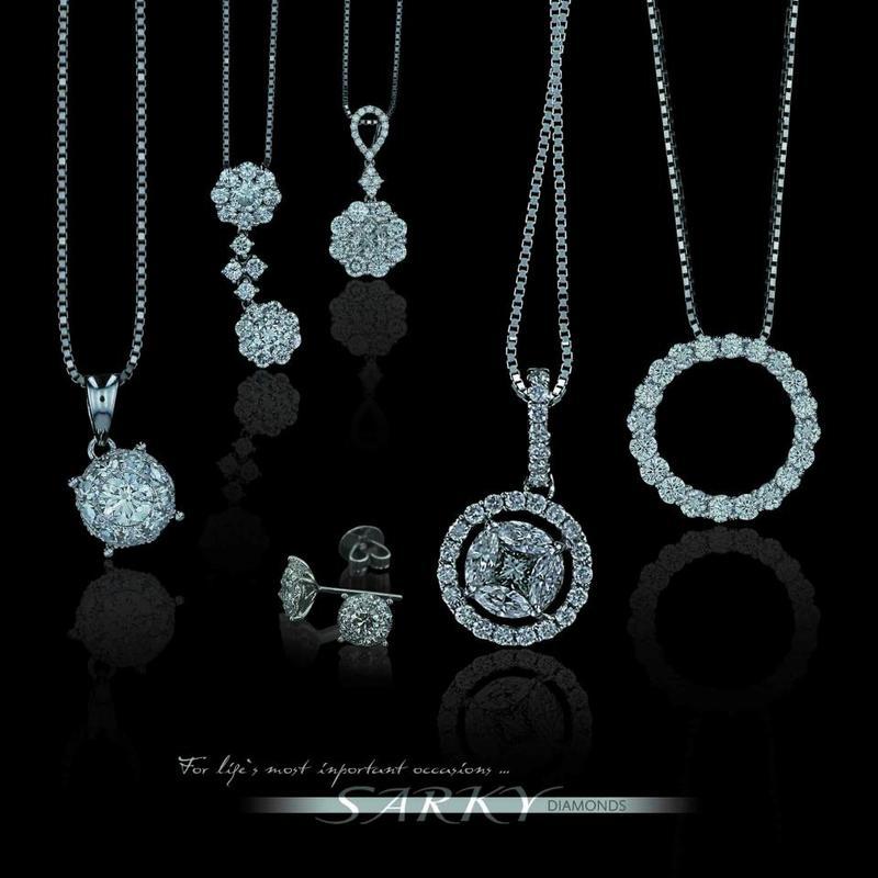 الماس ساركي - خواتم ومجوهرات الزفاف - أبوظبي