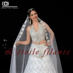 النجم فيلانت-فستان الزفاف-مدينة تونس-2