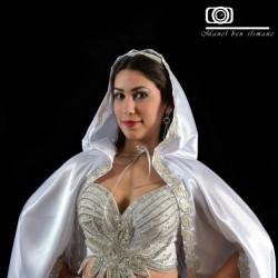 النجم فيلانت-فستان الزفاف-مدينة تونس-6