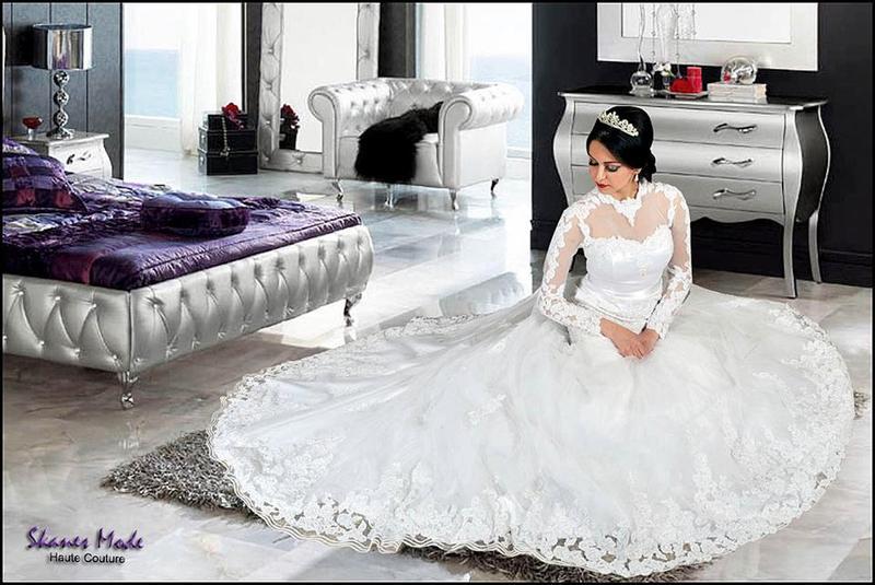 المنستير الأزياء - فستان الزفاف - مدينة تونس