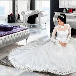 المنستير الأزياء-فستان الزفاف-مدينة تونس-1