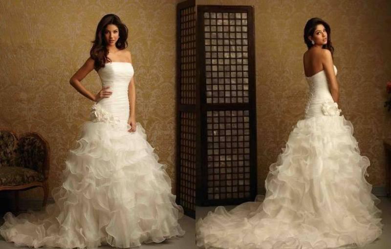 لوكيشن حفل زفاف - فستان الزفاف - مدينة تونس
