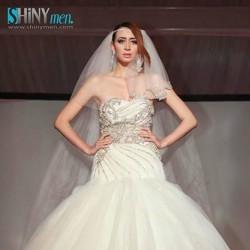 المصمم هيلا حناشي-فستان الزفاف-مدينة تونس-4