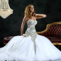 المصمم هيلا حناشي-فستان الزفاف-مدينة تونس-1