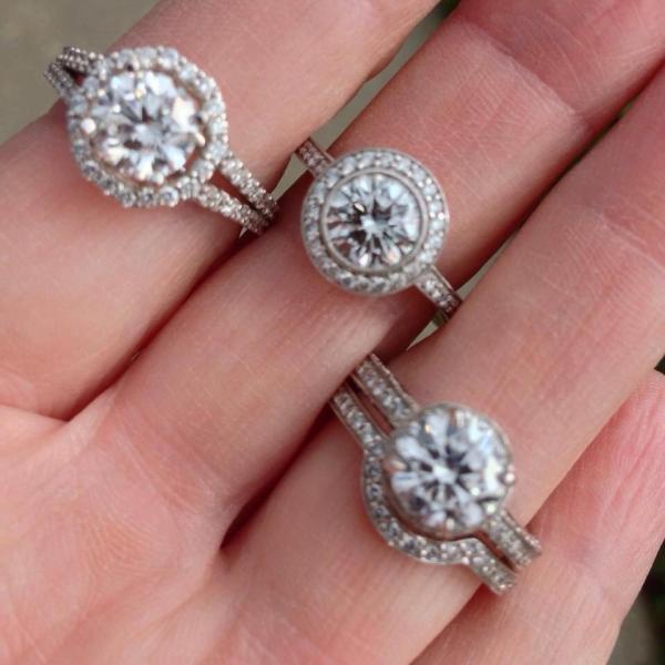 مجوهرات ادور - خواتم ومجوهرات الزفاف - دبي