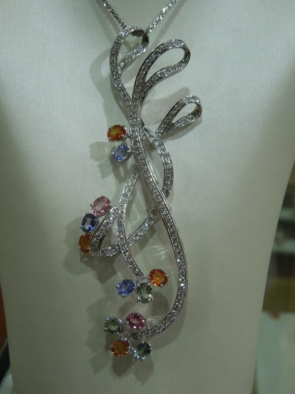 مجوهرات الماس - خواتم ومجوهرات الزفاف - الشارقة