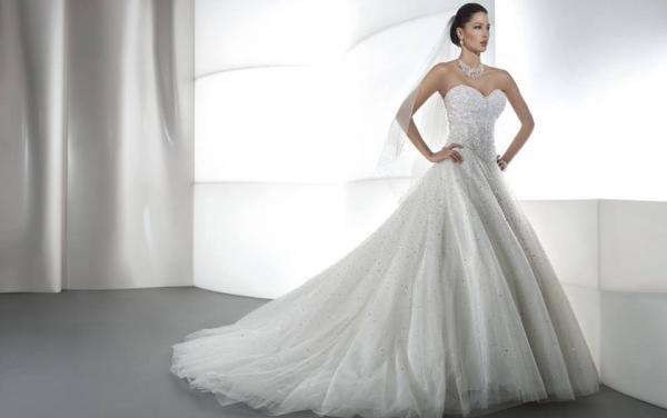 لمسات - فستان الزفاف - مدينة تونس