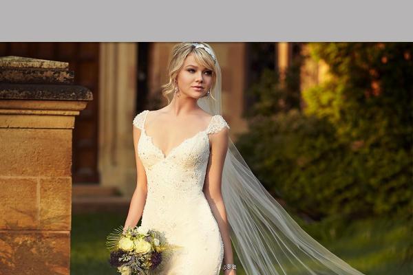 ليديا ستايل - فستان الزفاف - سوسة