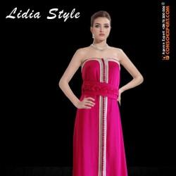ليديا ستايل-فستان الزفاف-سوسة-2
