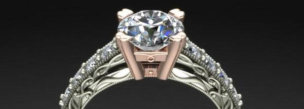 دايموند تورك للمجوهرات - خواتم ومجوهرات الزفاف - دبي