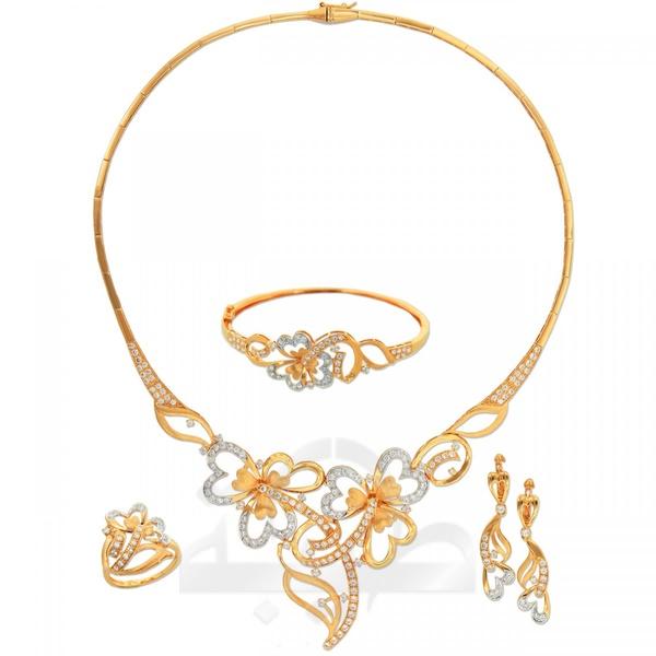 طيبة - خواتم ومجوهرات الزفاف - دبي
