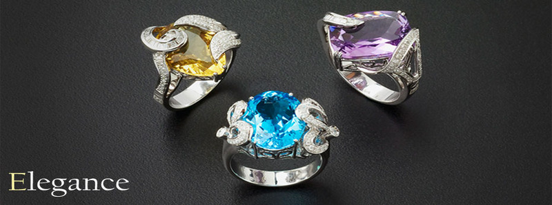 روزيلا - خواتم ومجوهرات الزفاف - دبي