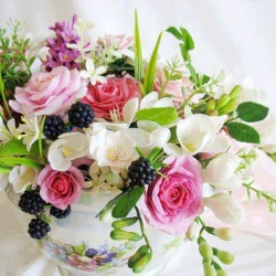 زهور معز-زهور الزفاف-مدينة تونس-6