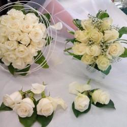 نيابة عن روز مرسويس-زهور الزفاف-مدينة تونس-1