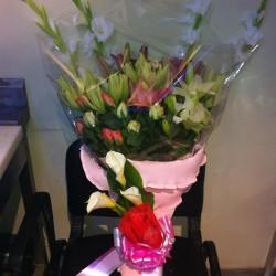 نيابة عن روز مرسويس-زهور الزفاف-مدينة تونس-6