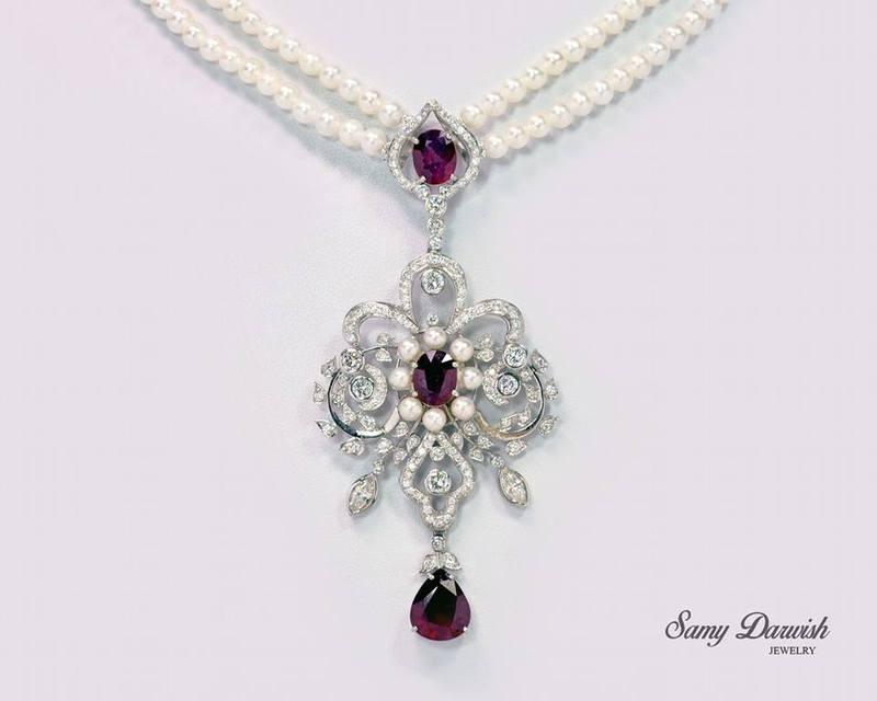 سامي درويش - خواتم ومجوهرات الزفاف - القاهرة