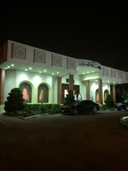 قاعة عزت جعفر للافراح - للرجال - قصور الافراح - مدينة الكويت
