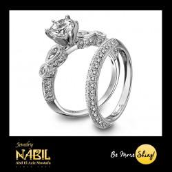 مجوهرات نبيل عبد العزيز-خواتم ومجوهرات الزفاف-الاسكندرية-1