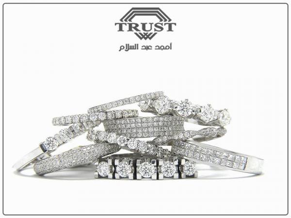 ترست - خواتم ومجوهرات الزفاف - الاسكندرية