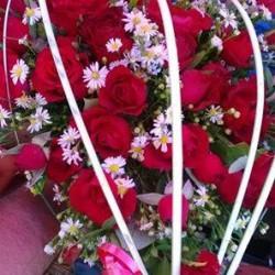 زهرة جميل-زهور الزفاف-الدار البيضاء-2