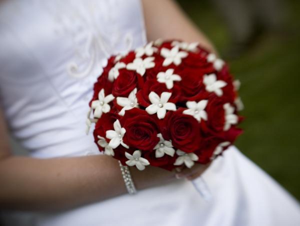 الورود عربية - زهور الزفاف - مراكش