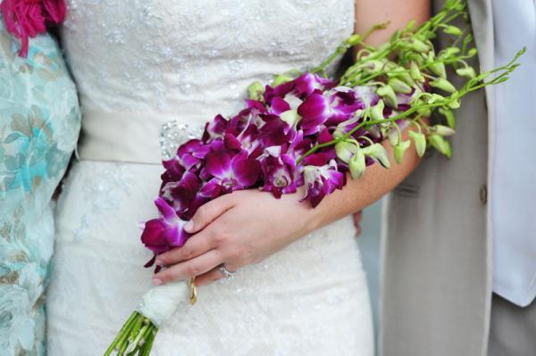 أورخيديا الأنشاء - زهور الزفاف - الرباط